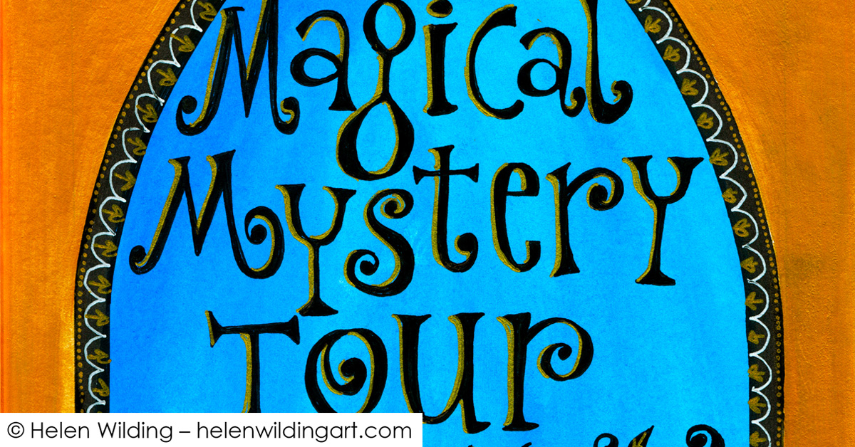 Magical mystery tour – Europe 2016